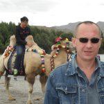 Andy pe malul Raului Galben