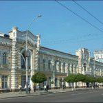 Aura Christi – Acasa Locurile dragi Chisinau Cladirea fostei Dume, Primaria municipala Drumul de altadata spre scoala
