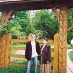 Aura Christi – Andrei cu Mama Herastrau