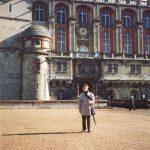Aura Christi – In Franta. 1994