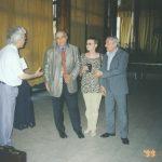 Aura Christi – Intre George Balaita si Nicolae manolescu