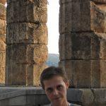 Aura Christi – Intre coloanele de la Apollo