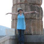 Aura Christi – Langa templul lui Apollo