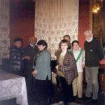 Aura Christi – Lansarea volumului Labirintul exilului. Mama, Maria Luiza Cristescu, Balotii si editorul