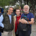 Cu Amir Or (Israel) si Helmuth A. Niederle (Austria)