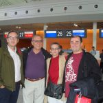 Cu Mite Stefoski (Muntenegru), Ataol Behramoglu (Turcia), Javier Bozalongo (Spania)