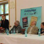 Fesivalul Bucuresti, mon amour in prima zi. Augustin Buzura, Aura Christi, Nicolae Breban, D.R. Popescu, Lucia Hossu Longin