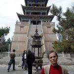Intr-un Templu tibetan