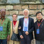 La Zidul Poeziei cu Gao Xing, Helmuth A. Niederle si Zolani Mkiva