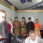 Printre prietenii din Tibet