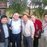 Shu Cai, Aura Christi, Jidi majia, Eugen Uricaru si Gao Xing