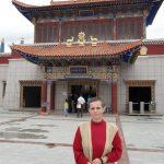 Templul Poeziei, construit de Jidi Majia